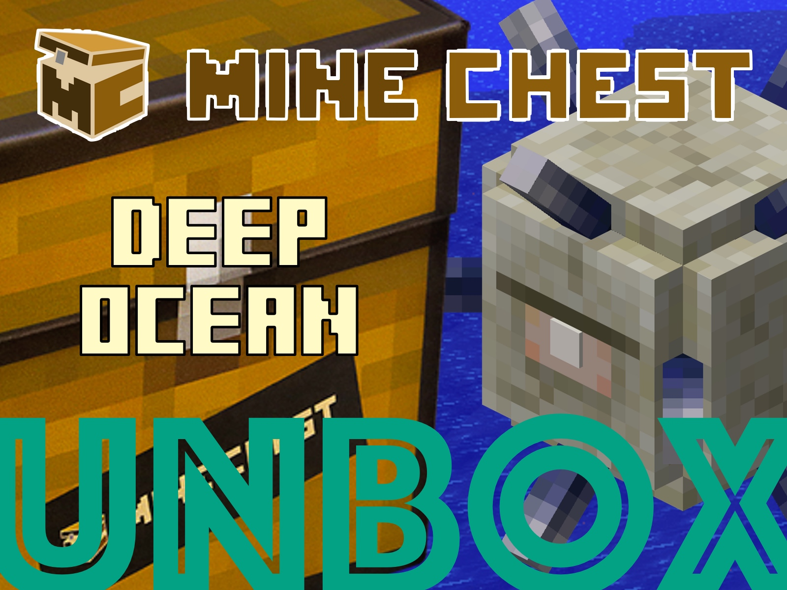 Deep Ocean Mine Chest