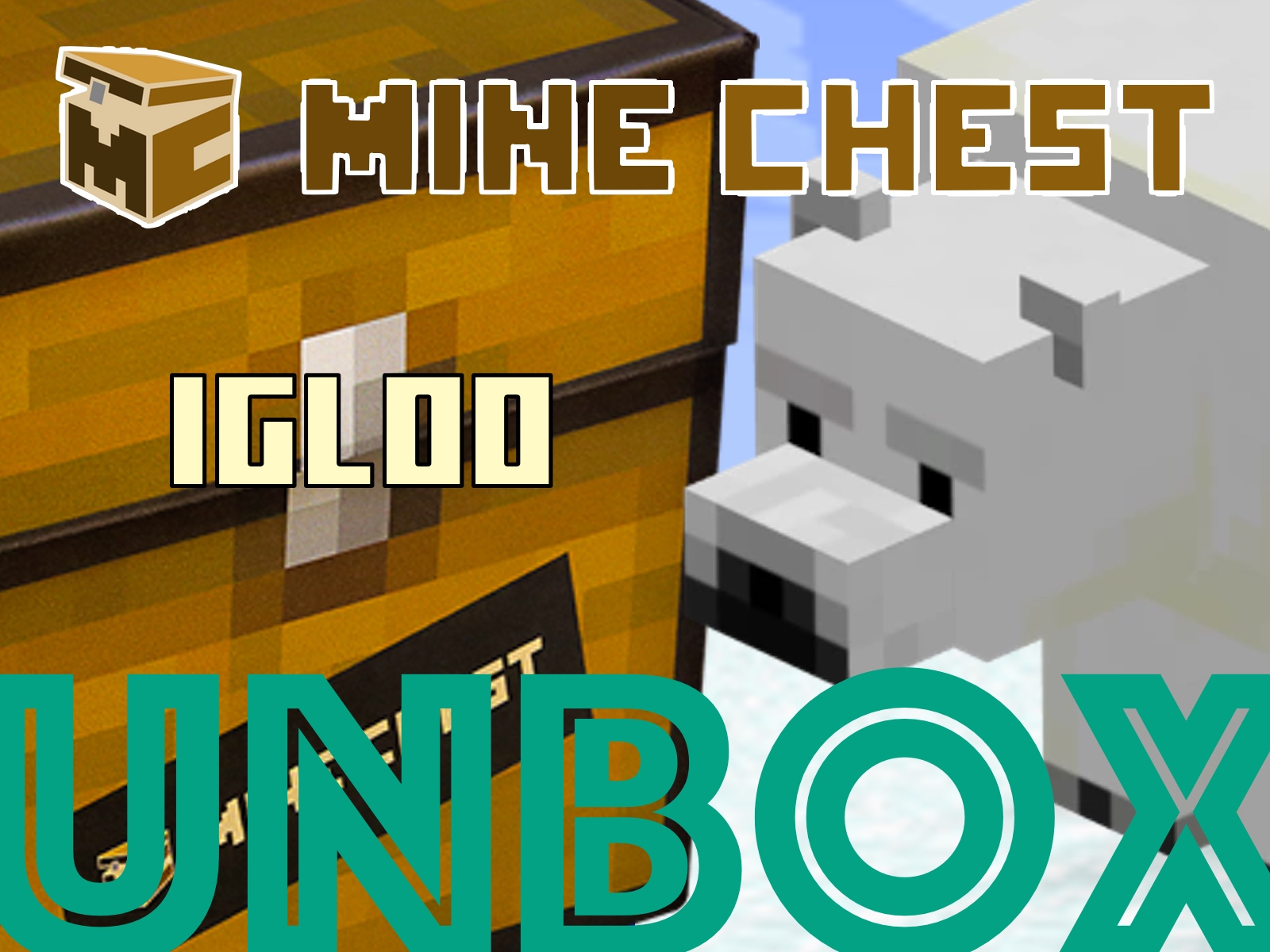 The Secret of the Igloo Mine Chest