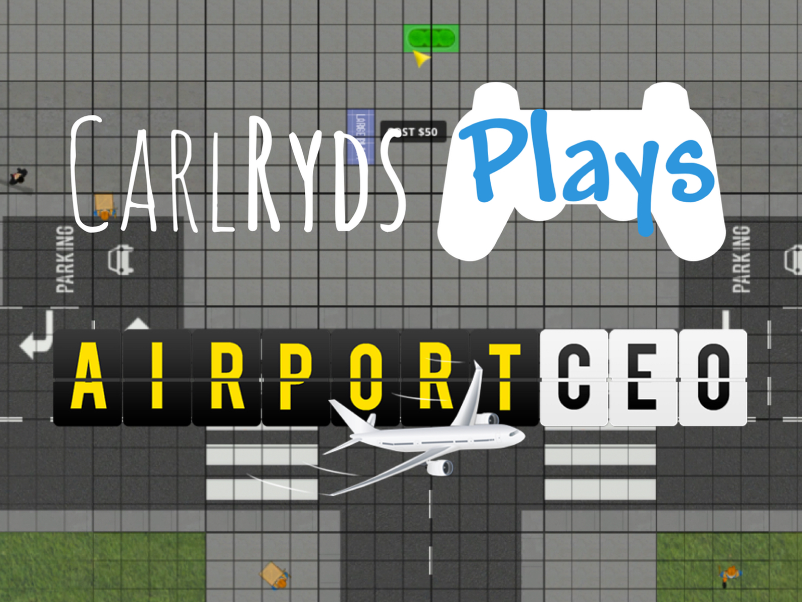 CarlRyds plays Airport CEO