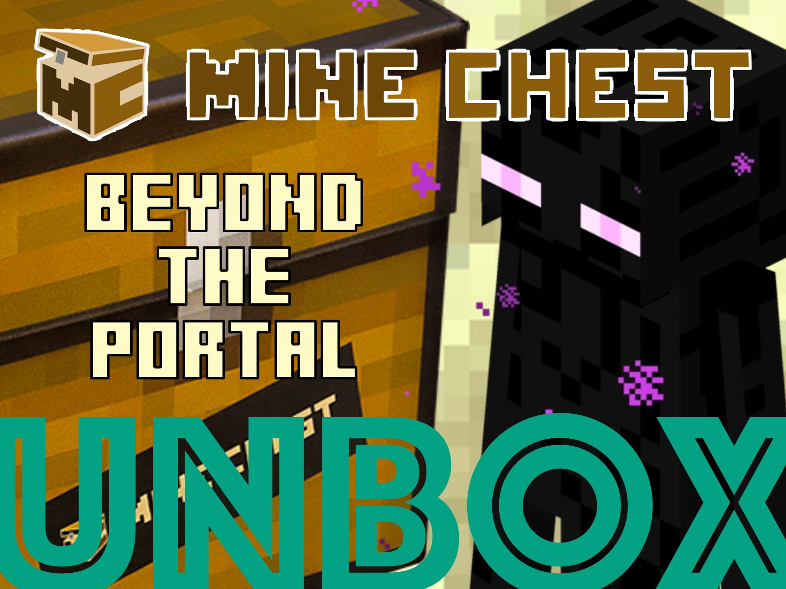 Beyond the Portal Mine Chest