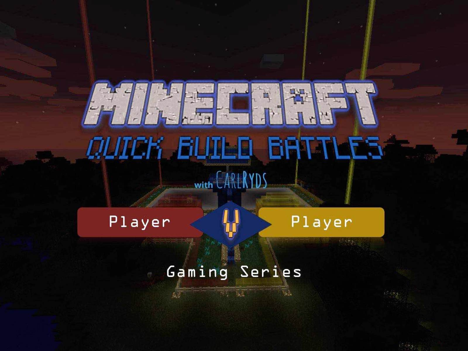 Minecraft Quick Build Battles