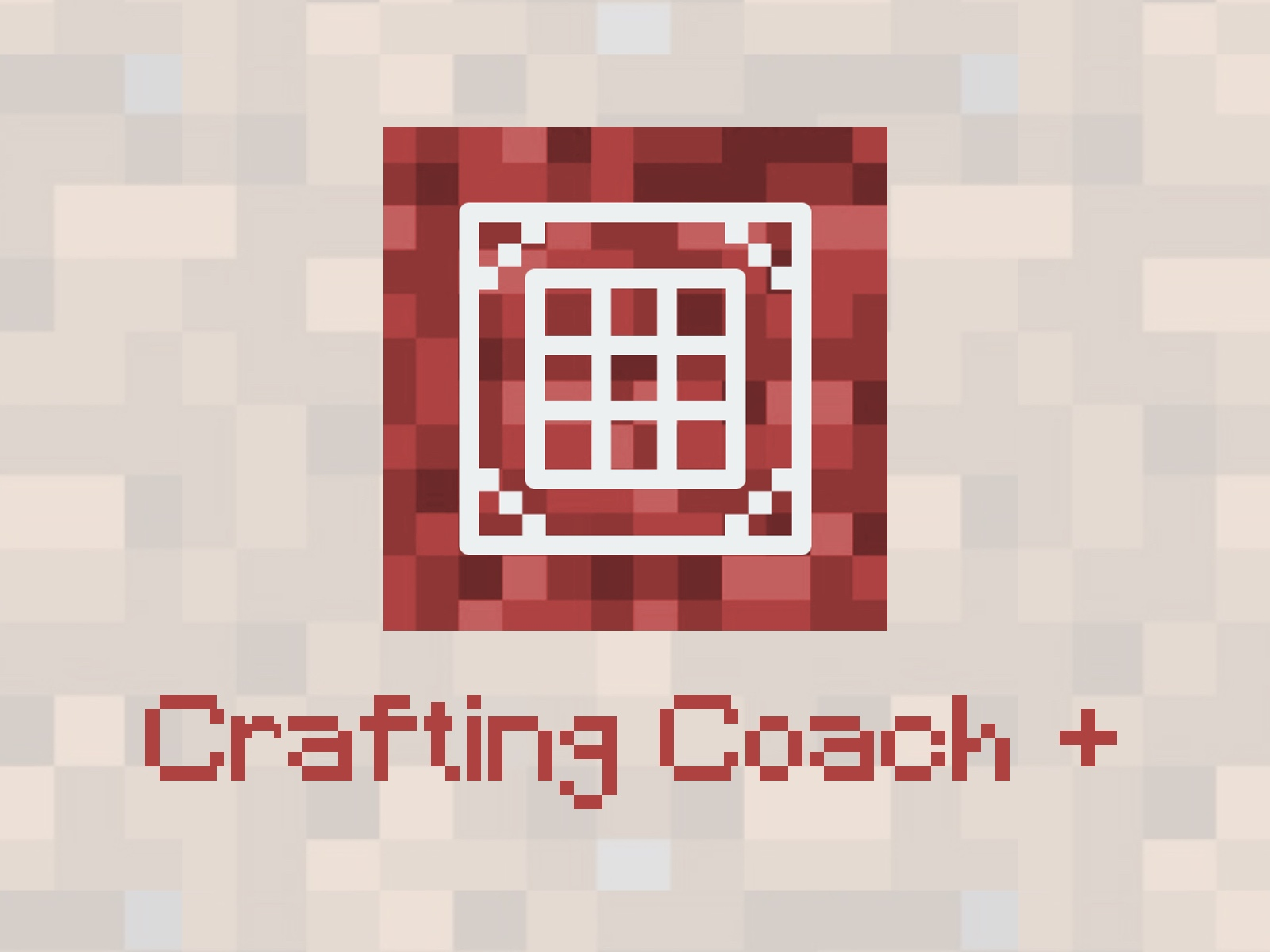 Crafting Coach +