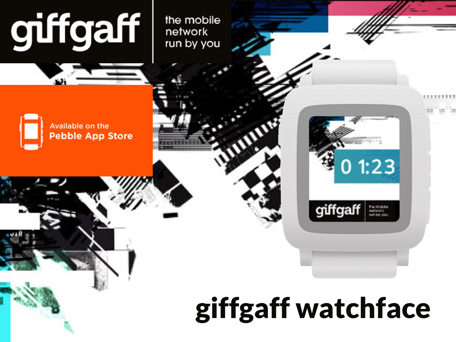 Unofficial giffgaff watchface