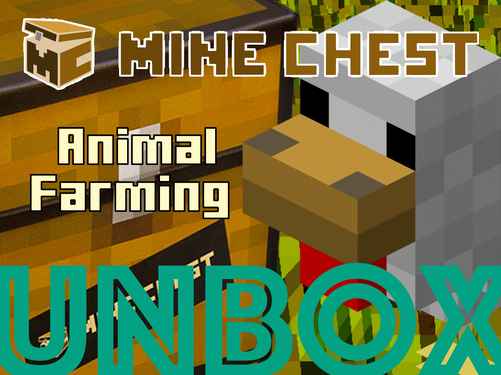 Animal Farming Mine Chest