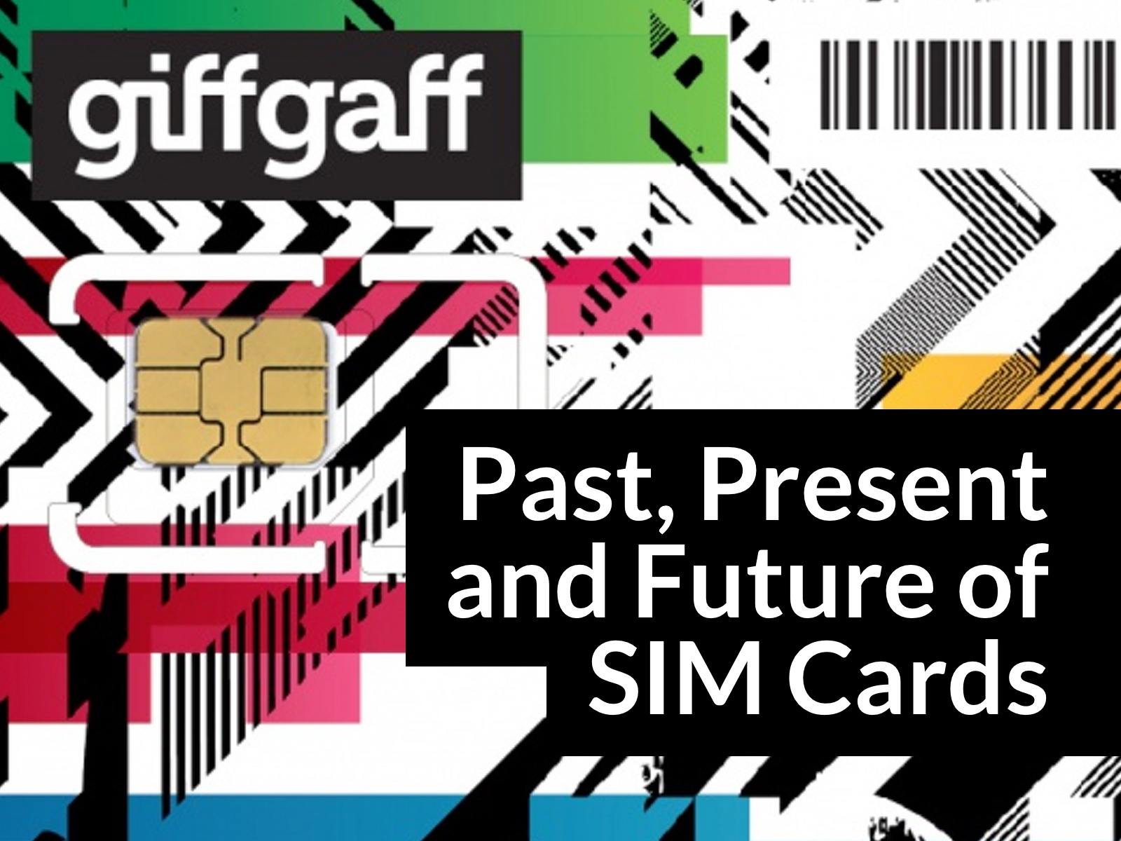Past, Present and Future of SIM Cards