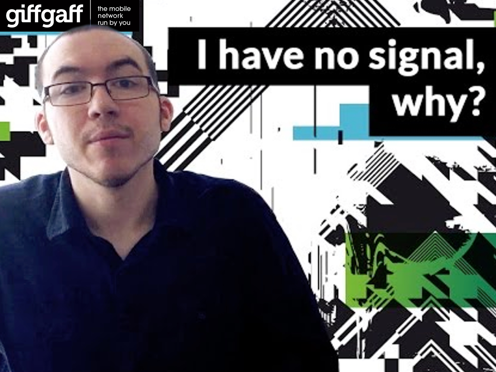 I have no signal, why? | giffgaff