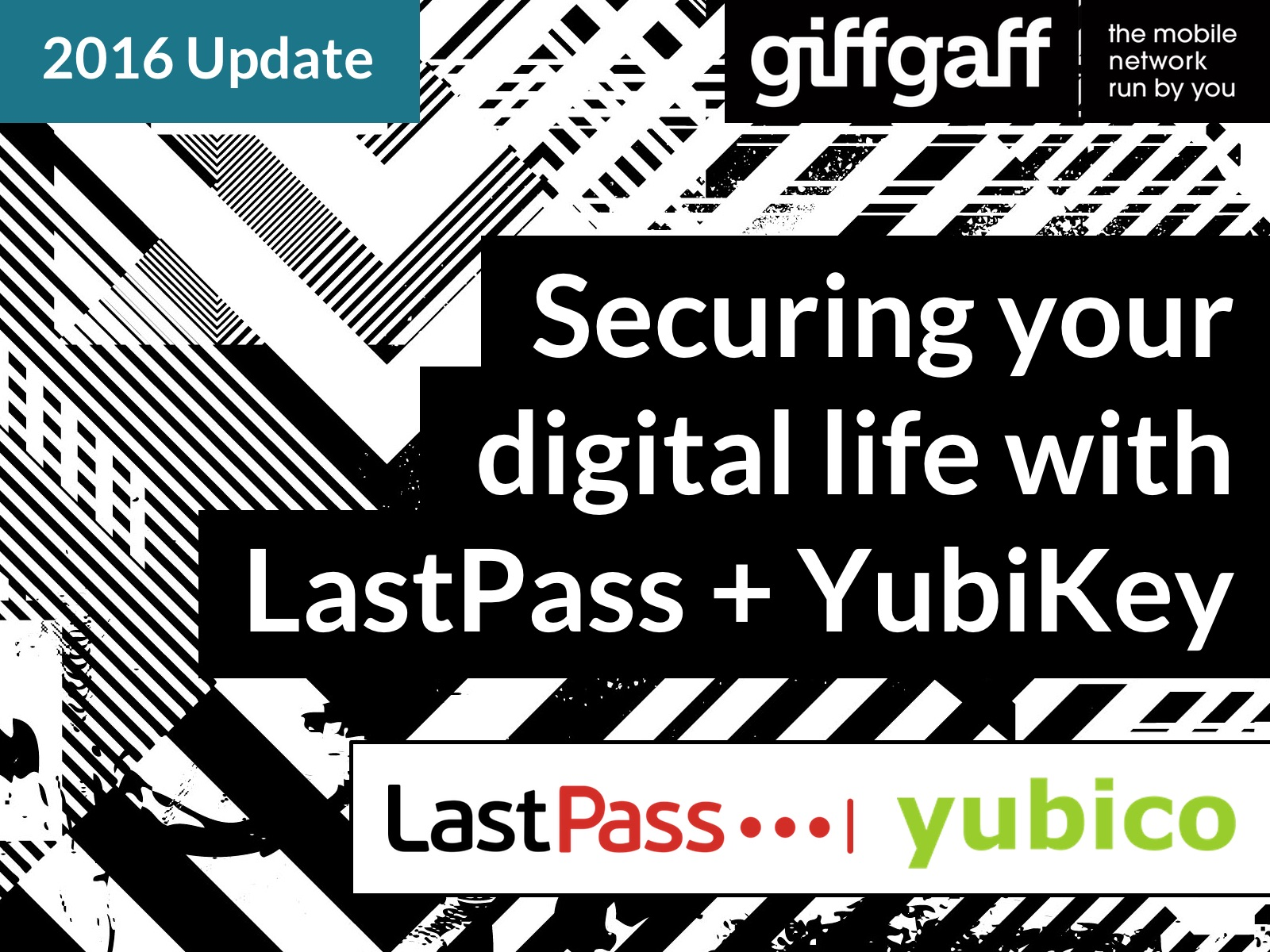 Securing your digital life with LastPass + YubiKey
