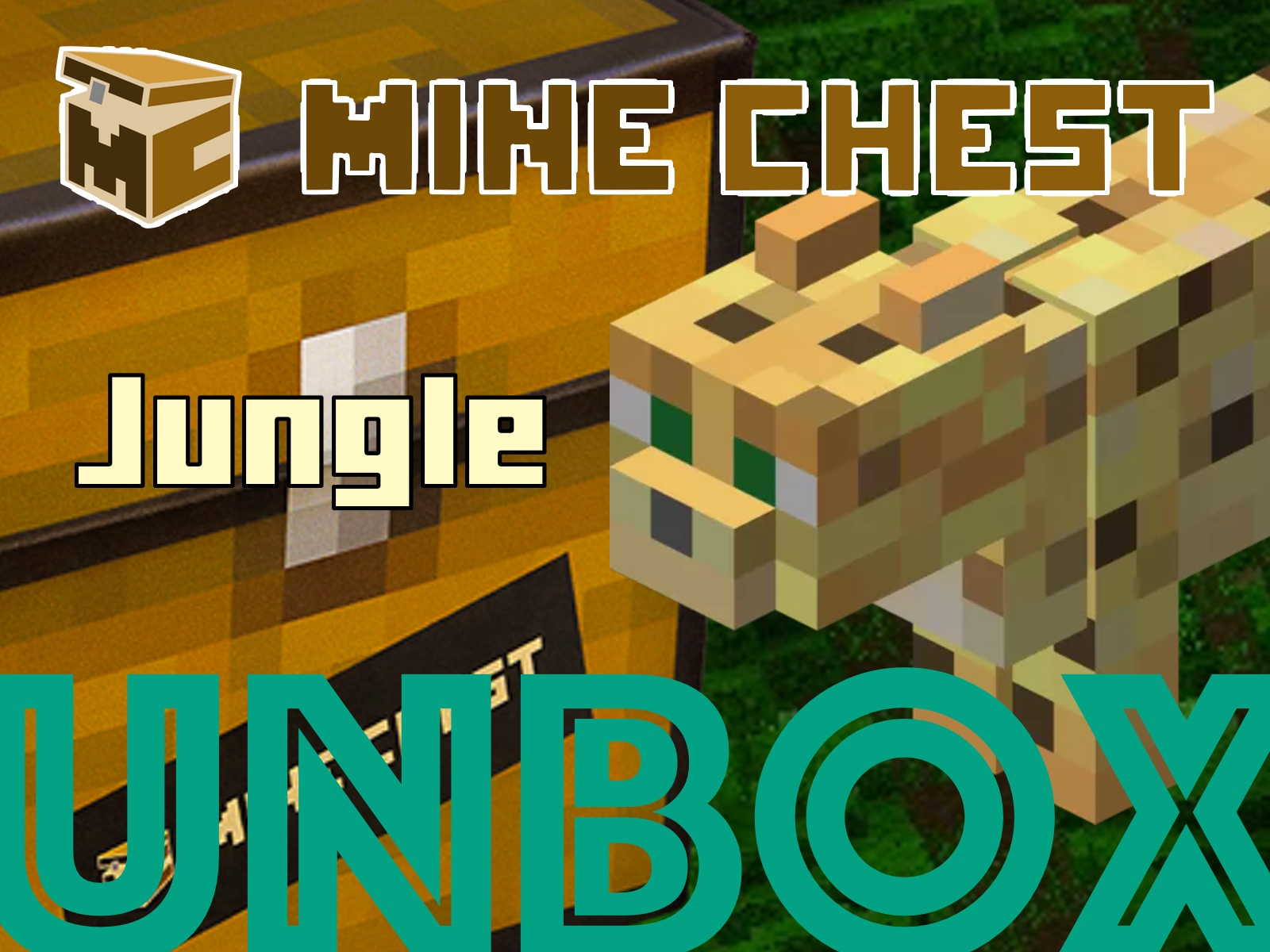 Jungle Mine Chest