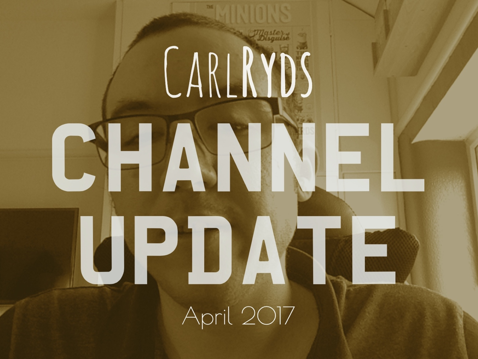 Channel Update - April 2017