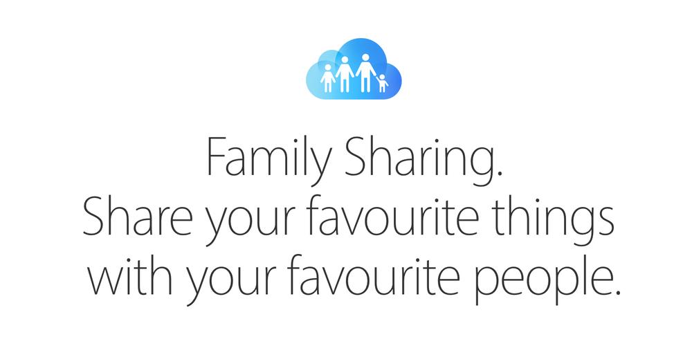 Family Sharing 1