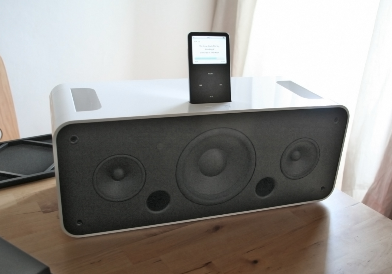 A look back at Apple's first HomePod, the iPod HI-FI